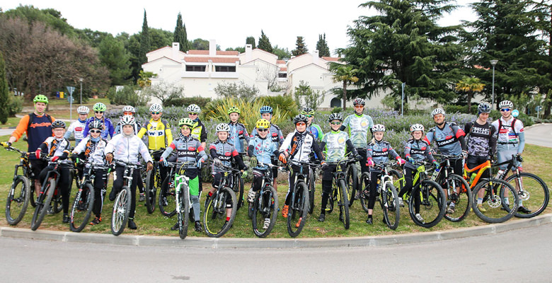 Mountainbike Training Porec